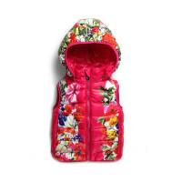 Жилет для девочки Noname DJ9355 pink!