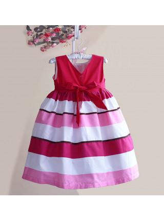 Платье Zoe Flower ZF28 pink