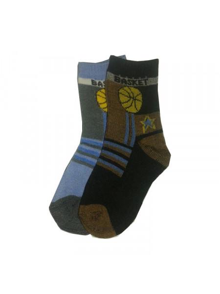 Носки для мальчиков Noname NOSKI05 basket (микс)