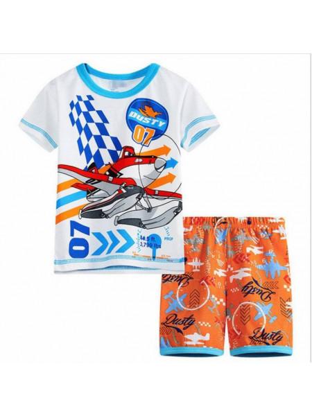 Пижама для мальчиков Noname PJ107 planes