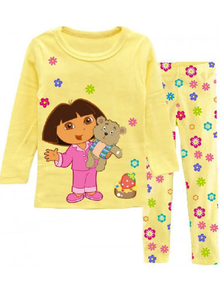 Пижама Noname PJ113 dora
