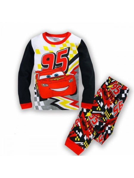 Пижама для мальчиков Noname PJ114 mcqueen