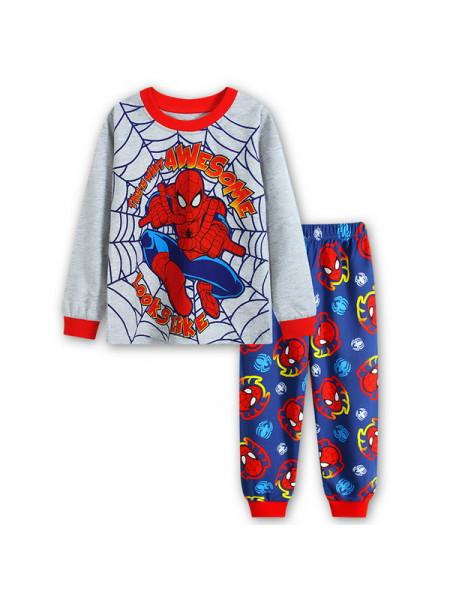 Пижама для мальчиков Noname PJ305 spyder