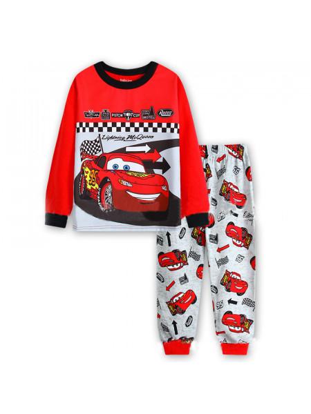 Пижама для мальчиков Noname PJ307 mcqueen