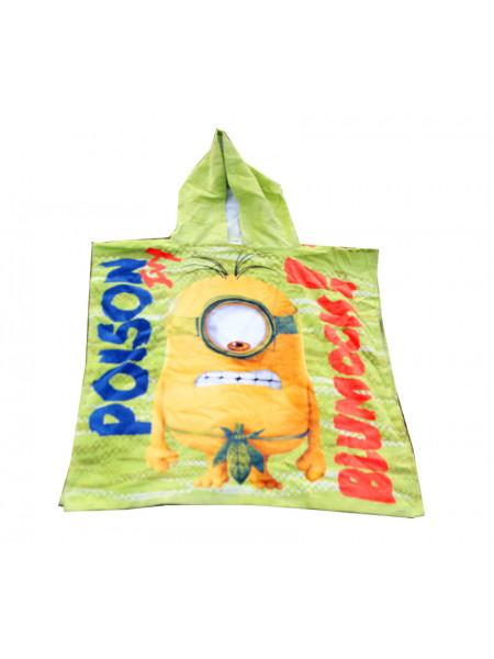 Полотенце с капюшоном Noname KAPUSHON66 minion