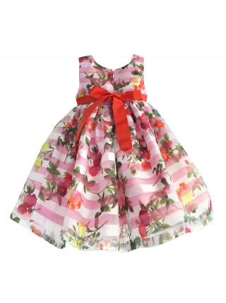 Платье Zoe Flower ZF130 white
