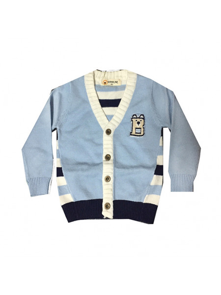 Свитер Noname SWEATER84 blue
