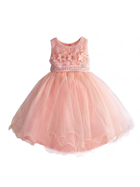 Платье Zoe Flower ZF166 rose