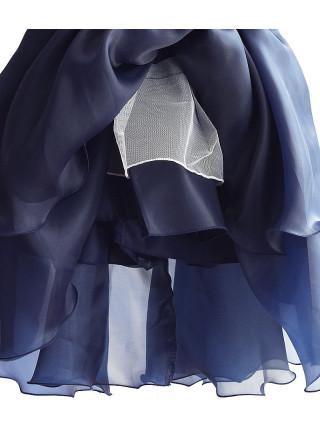 Платье Zoe Flower ZF173 navy