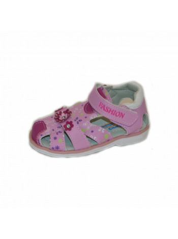 Сандалии для девочек Дракоша SAN307 pink