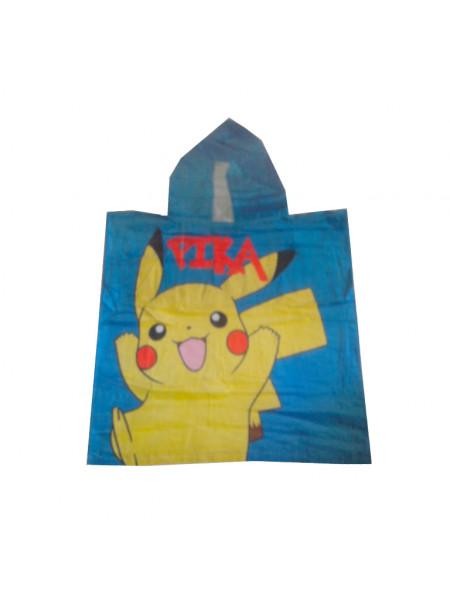 Полотенце с капюшоном Noname KAPUSHON105 picachu