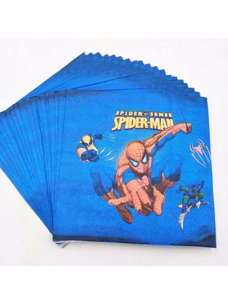 Салфетка Noname SALFETKA07 spiderman