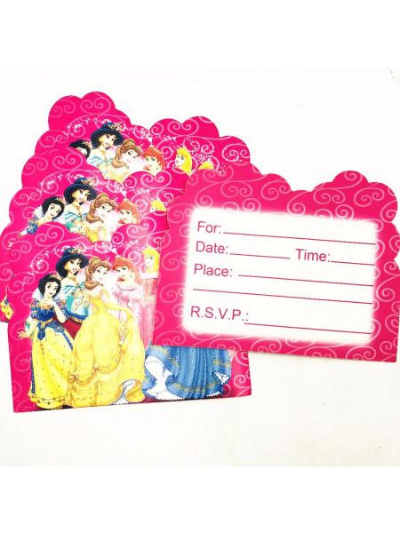 Пригласительные Noname PRIGLASIT03 princess
