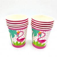 Стакан Noname STAKAN15 flamingo!