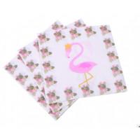 Салфетка Noname SALFETKA14 flamingo!