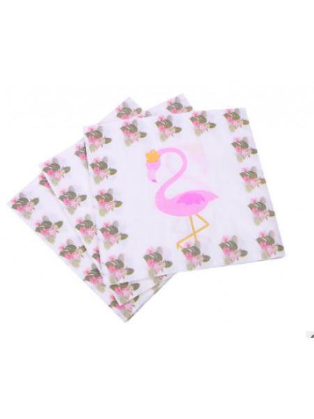 Салфетка Noname SALFETKA14 flamingo