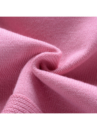 Свитер Noname SWEATER102 pink