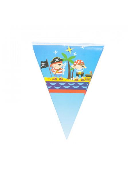 Флажок Noname FLAG28 pirate