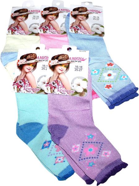Носки для девочек Noname Амина 2316-3