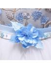 Платье M&K Collection ZF229 blue