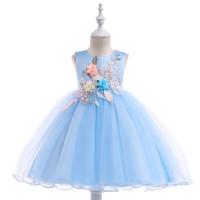 Платье M&K Collection ZF236 blue!