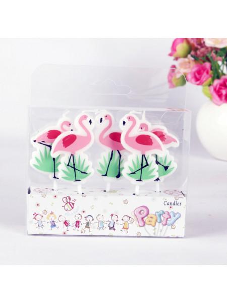 Свеча Noname SVECHI46 flamingo