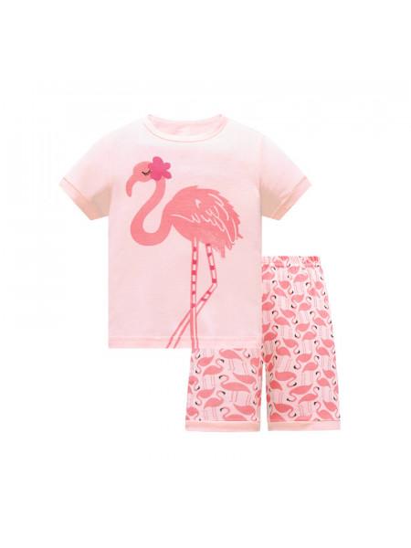 Пижама Noname PJ575 flamingo