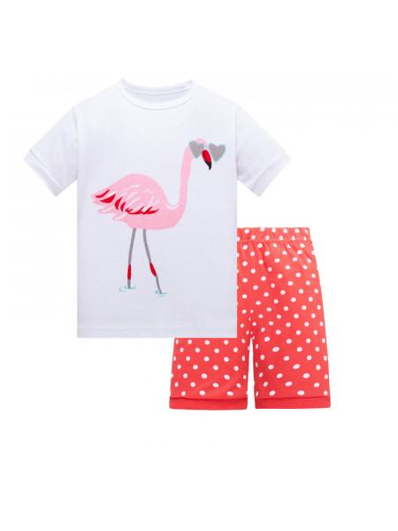 Пижама Noname PJ602 flamingo