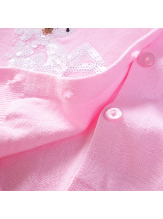 Свитер Noname SWEATER183 pink