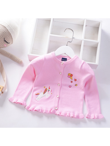 Свитер Noname SWEATER190 pink