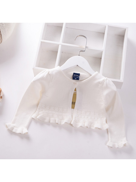 Свитер Noname SWEATER212 white