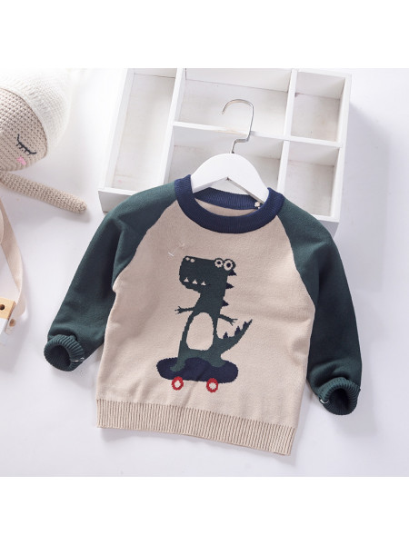 Свитер Noname SWEATER216 green