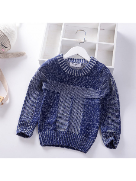 Свитер Noname SWEATER224 blue