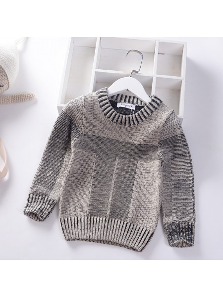 Свитер Noname SWEATER225 grey