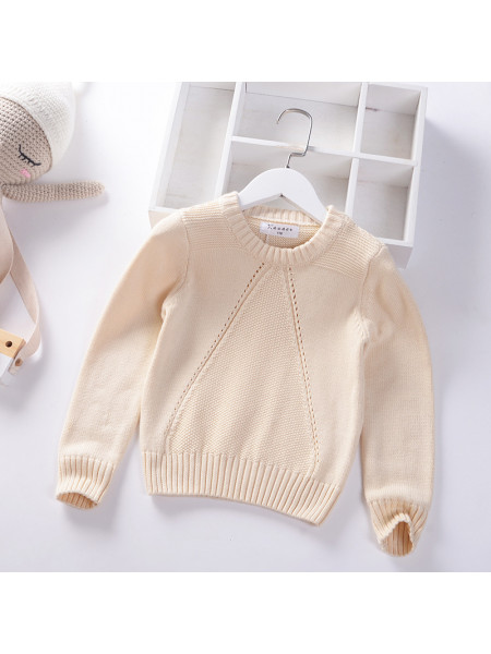 Свитер Noname SWEATER228 white