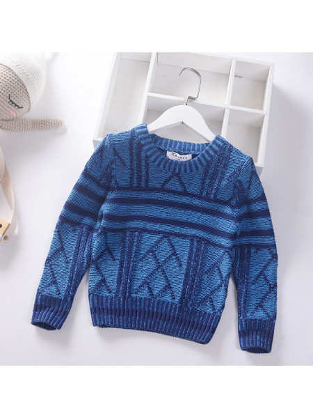 Свитер Noname SWEATER229 blue