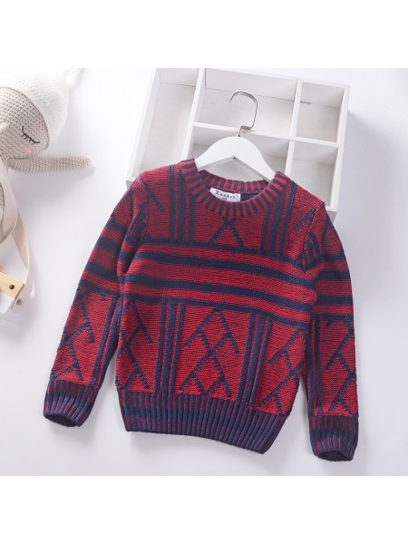 Свитер Noname SWEATER231 red