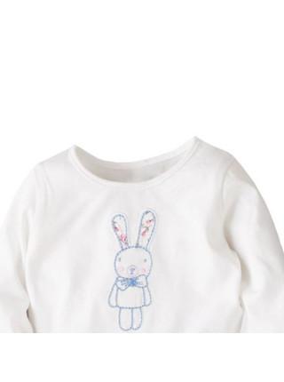 Лонгслив Malwee JBA0512 rabbit