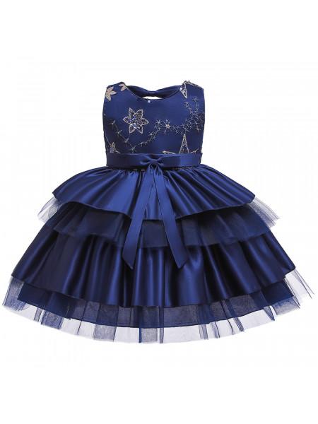 Платье MK Collection ZF328 navy