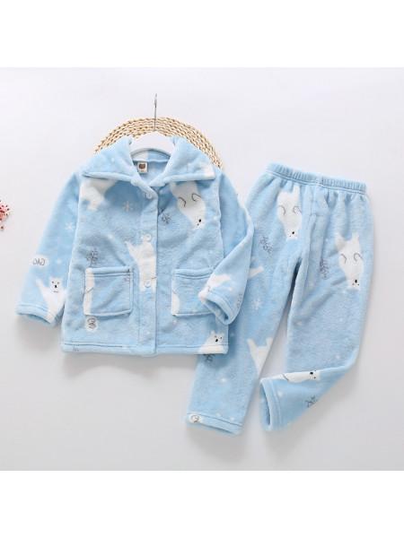 Пижама Noname PJ674 blue