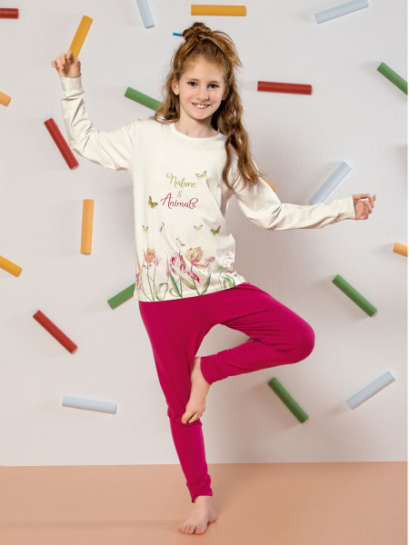 Пижама Donella 10043 (микс)