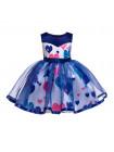 Платье MK Collection ZF347 blue